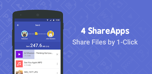4 share apps apk