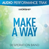 Make a Way [Audio Performance Trax]