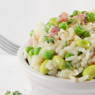 Bacon and Vegetable Risotto Recipe