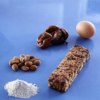 Nutty Granola Protein Bars.