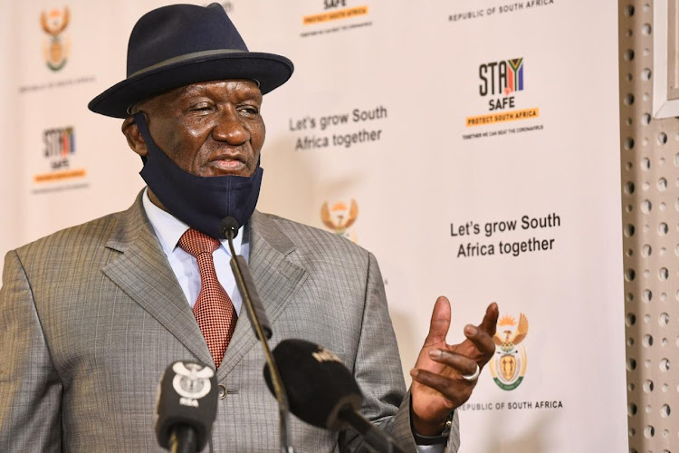 Police minister Bheki Cele on Monday confirmed that the two men accused of murdering a Senekal farm manager had been arrested previously, one of them 16 times.