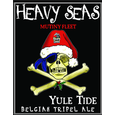 Logo of Clipper City Heavy Seas Yule Tide