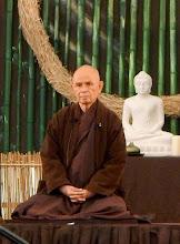 Photo: Zen Master Thich Nhat Hanh
