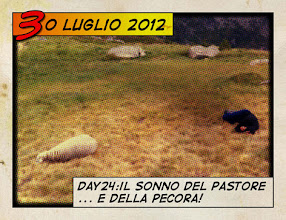 Photo: DAY24: Ref de Ruhle... il sonno dei giusti!