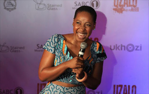Gugulethu Zuma-Ncube has come out in defence of her show Uzalo