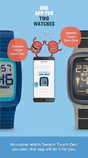 Swatch Touch Zero- screenshot thumbnail
