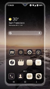 Business Gold Icon Pack Screenshot