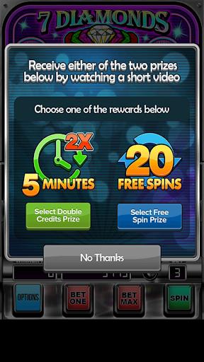 Seven Diamonds Deluxe : Vegas Slot Machines Games 3.1.2 screenshots 15