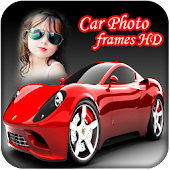 Car Photo Frames HD