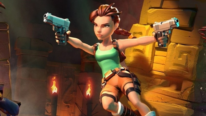 Lara Croft is back in Tomb Raider Reloaded, a free-to-play mobile game - TimesLIVE