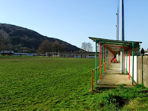 Photo: 22/03/06 - Ground photos taken at BFFC (Welsh League) - contributed by Paul Sirey