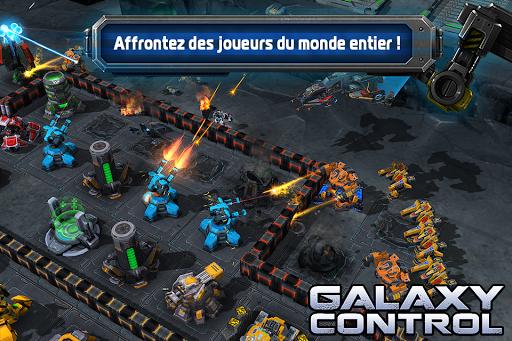 Galaxy Control: Stratégie 3D  captures d'écran 3