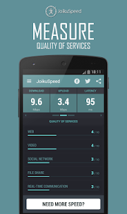 JoikuSpeed – 3G/4G Speeds - screenshot thumbnail