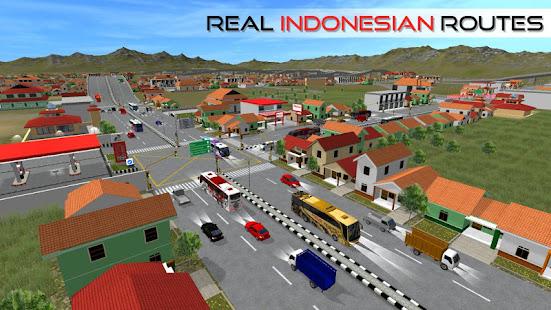 Bus Simulator Indonesia Mod