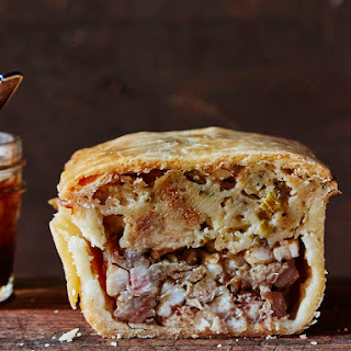 British Pork Huntsman Pies