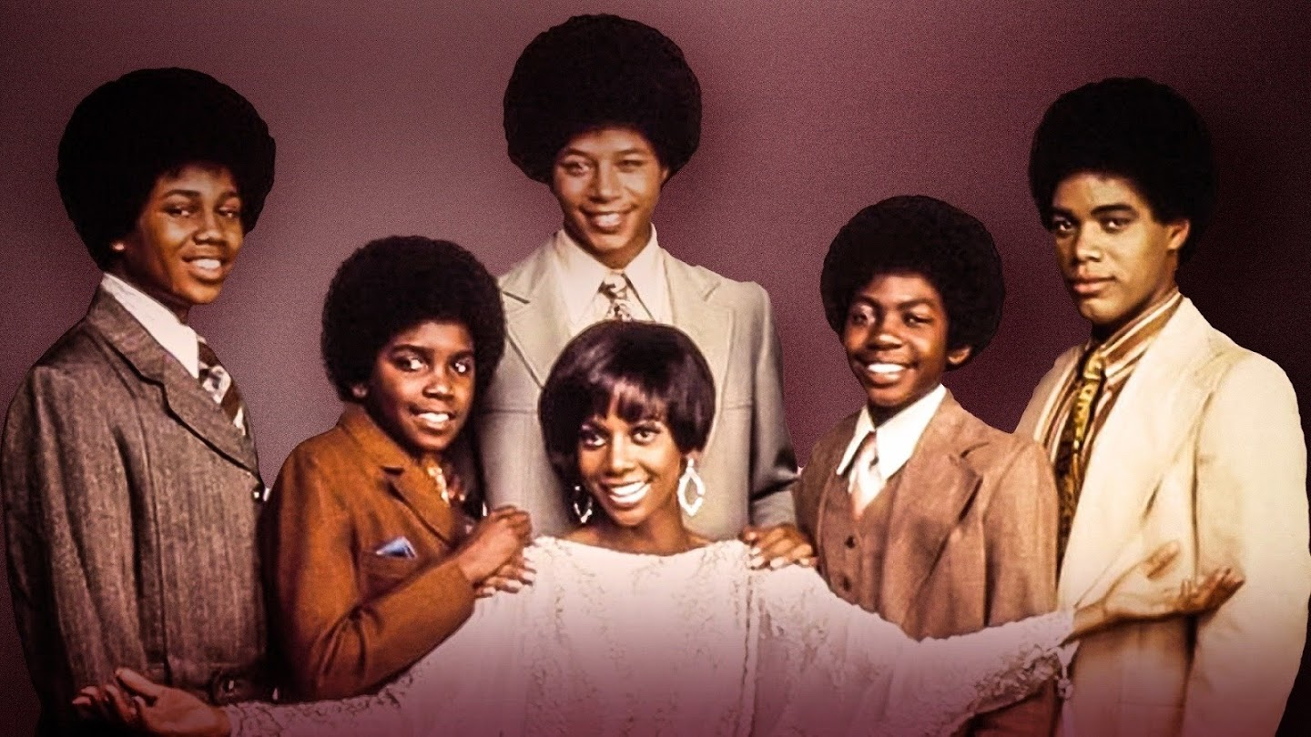 Watch The Jacksons: An American Dream live