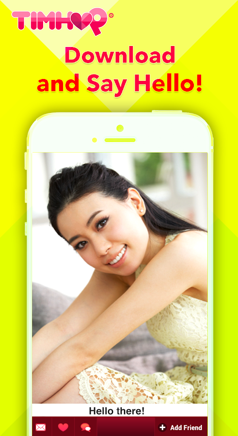meet korean guys app