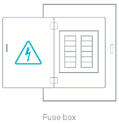 fuse box illustration