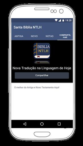 Biblia (NTLH) Nova Tradução na Linguagem de Hoje 1.1 screenshots 7