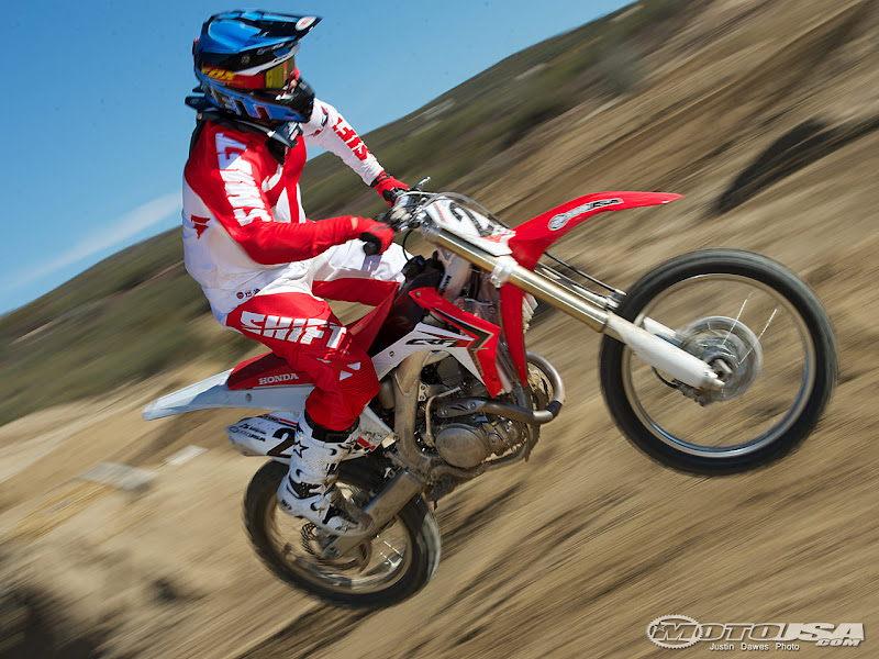 Photo: 2013 Honda CRF450R