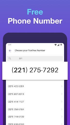 Text Free: Free Text Plus Call 8.57 screenshots 2