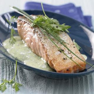 Pan-Seared Salmon Fillet