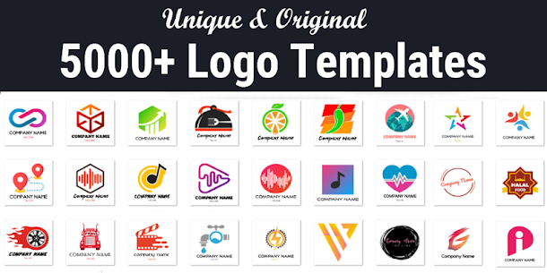 Logo maker 2020 3D logo designer, Logo Creator app 1