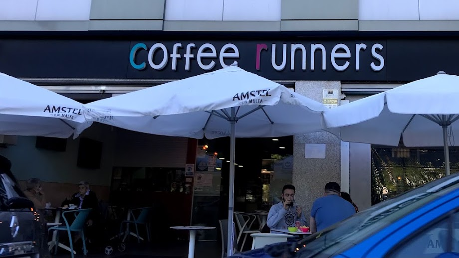 Foto Cafetería Coffee Runners 1