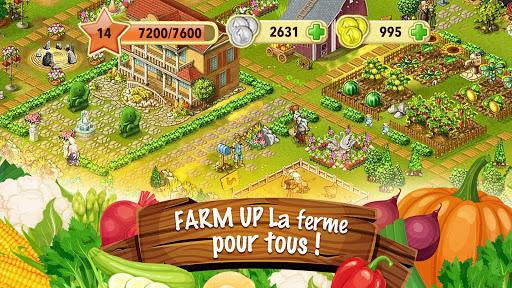 Code Triche La ferme Jane: construis la petite ville APK MOD screenshots 4
