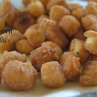 Chick-Fil-A Popcorn Tofu.