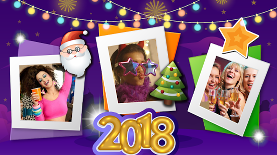 New Year Super Stickers - náhled
