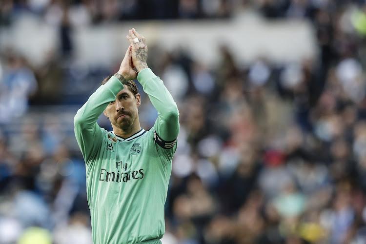Real Madrid : Sergio Ramos évoque son avenir et sa succession