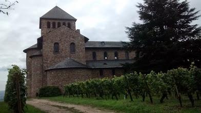 Photo: Kirken på Schloss Johannisberg