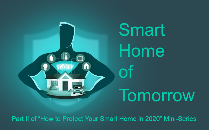 Smart home of tomorrow