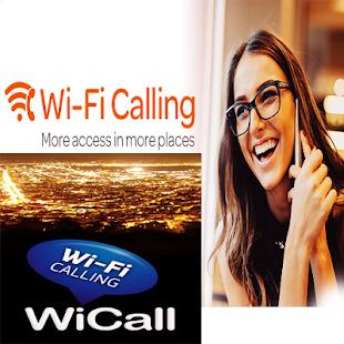 Free wifi call 2018 - náhled