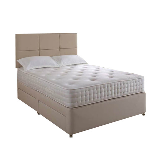 Relyon Pocket Memory Ultima Divan Bed