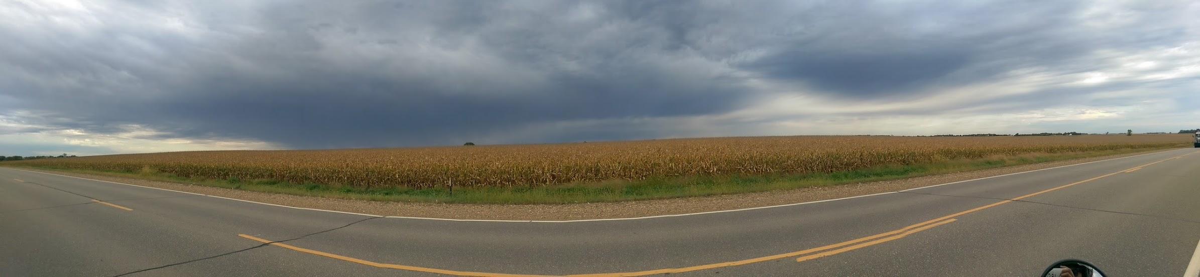 Storm's a'comin