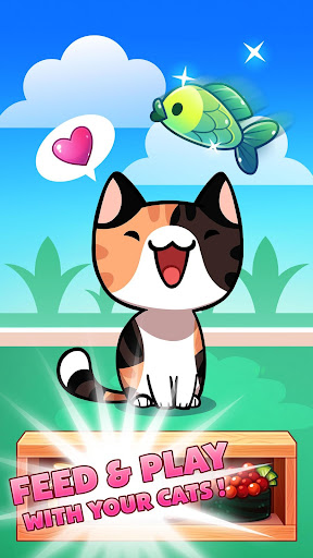 Cat Game - The Cats Collector! screenshots 2