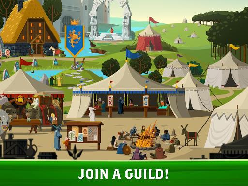 Questland: Turn Based RPG 3.13.0 screenshots 16
