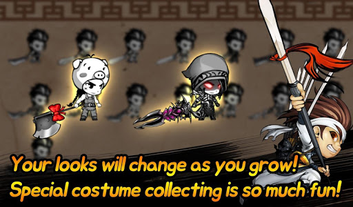 Cartoon Dungeon VIP game for Android screenshot
