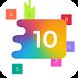 頭が良くなるスライド パズル ゲーム 10 (TEN) - Androidアプリ