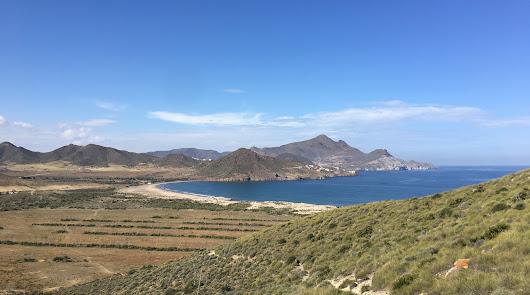 Los mejores senderos para descubrir el Parque Natural de Cabo de Gata-Níjar
