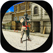 Street Sniper Shooter Game