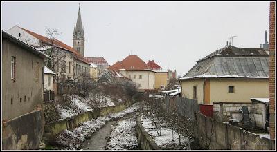 Photo: Vedere Paraul Racilor in zona la Str. George Coșbuc - 2018.01.13