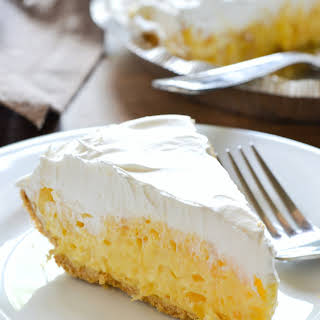 No Bake Pineapple Pie With Cool Whip Recipes.