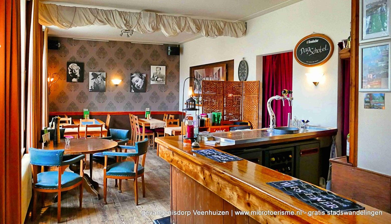 Aangeboden door: Stichting Microtoerisme InZicht Fotoblog Veenhuizen Verenigingsgebouw