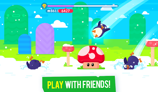 Bouncemasters! Screenshot