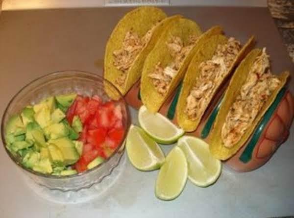 Suer Easy Chicken Tacos