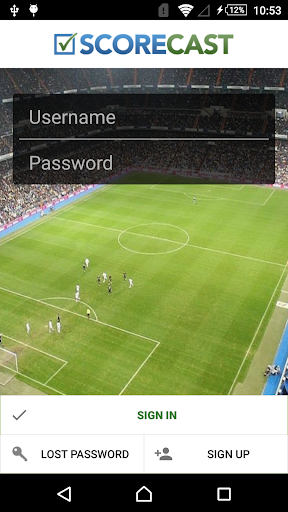 Scorecast - Sports Predictions