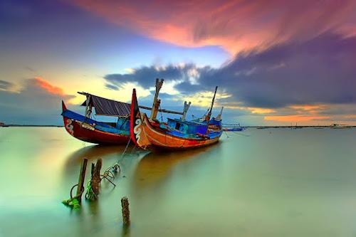 Tight Up by Agoes Antara - Transportation Boats